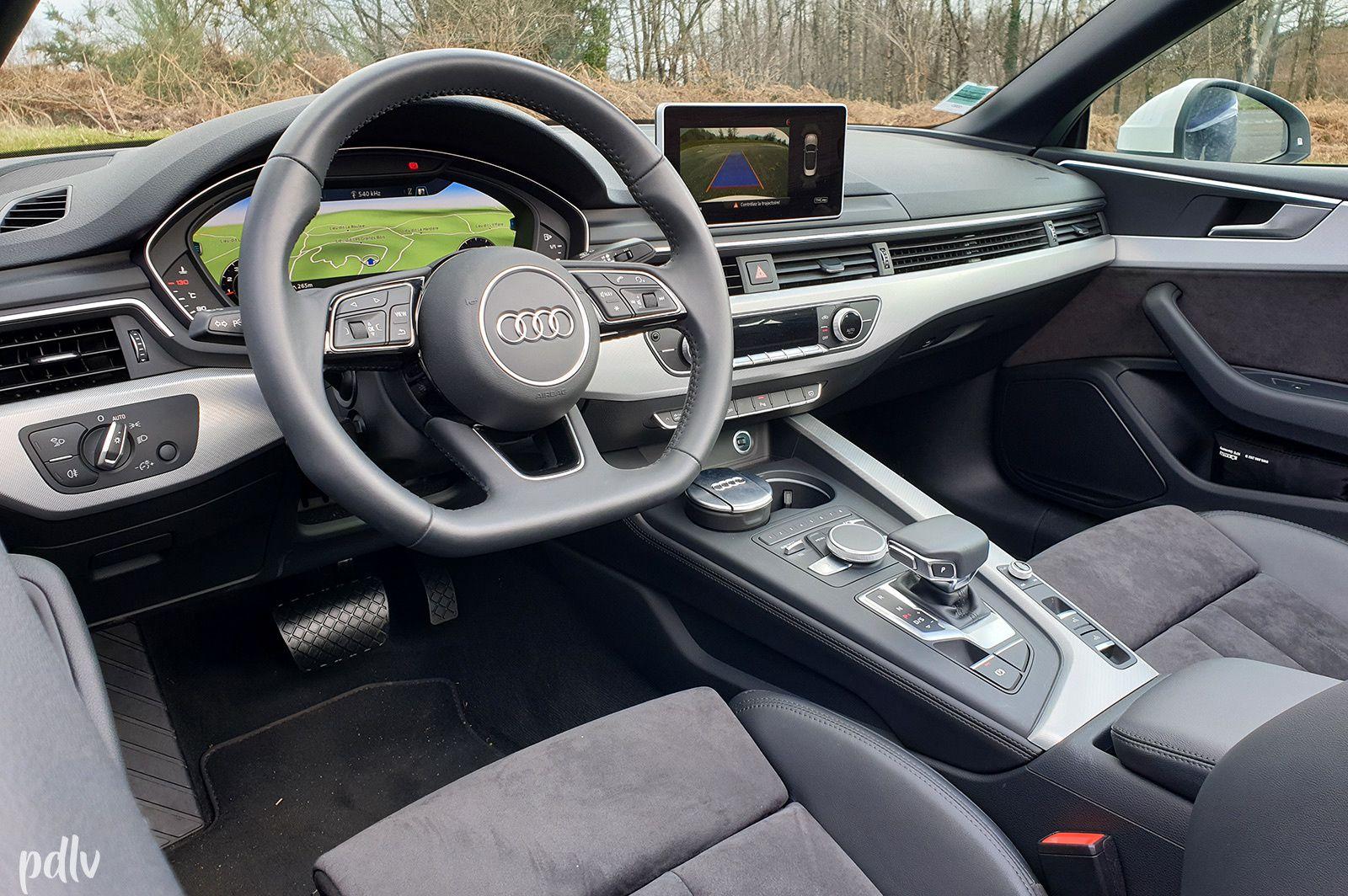 Audi A5 cabriolet TFSI 190 : une décapotable trop parfaite ?