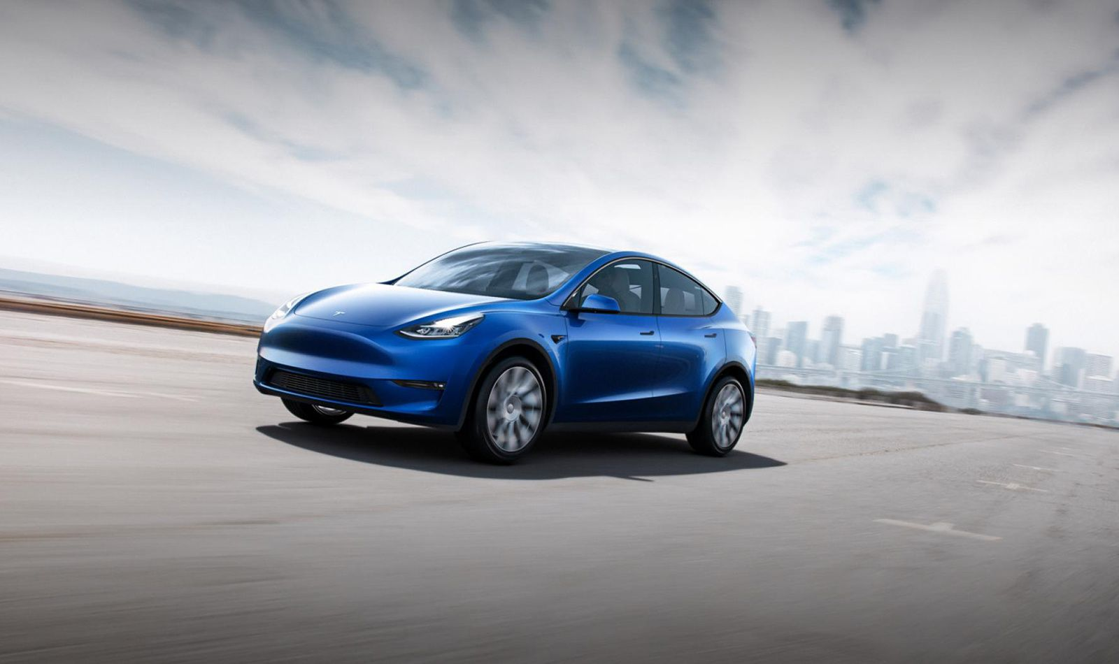 Tesla Model Y : un petit SUV plus accessible
