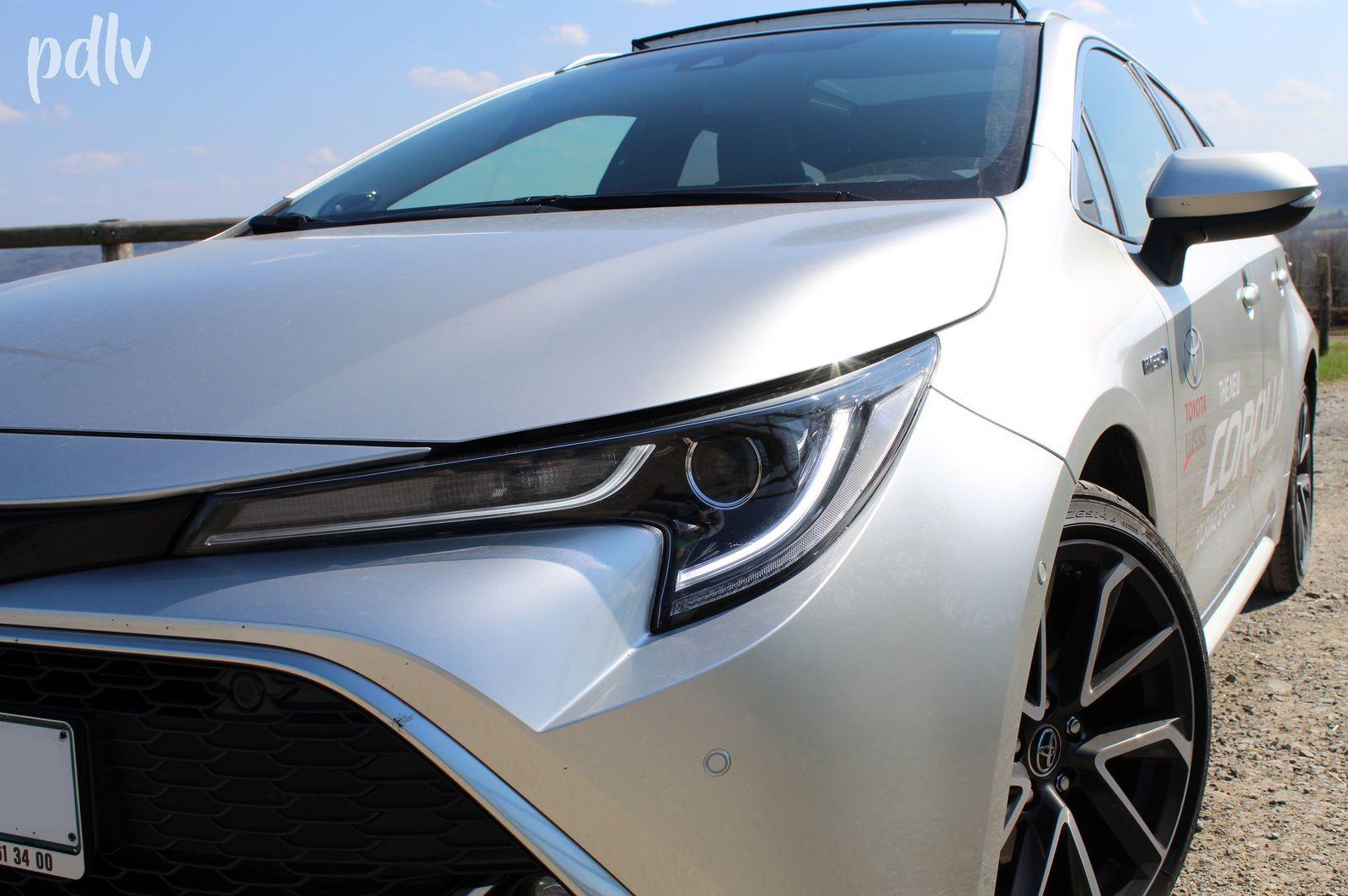 La saison de la chasse aux moustiques et autres insectes a été inaugurée par la Toyota Corolla !