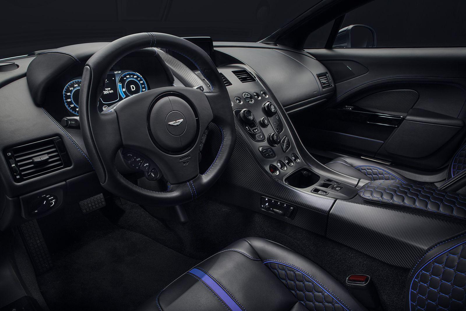 Aston Martin Rapide E : un premier pas dans la voiture électrique