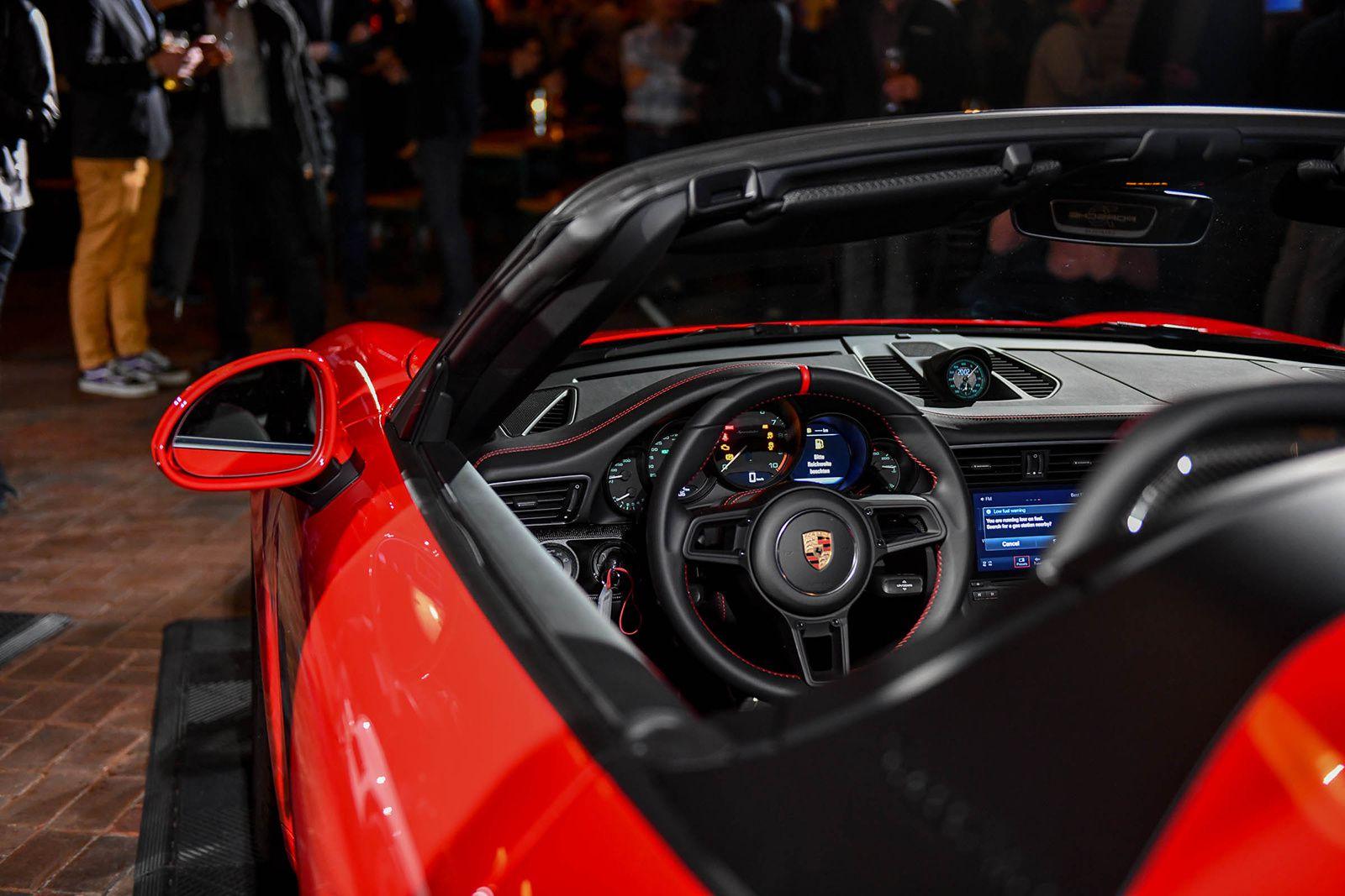 Porsche 911 (991) Speedster : la meilleure 911 de tous les temps ?