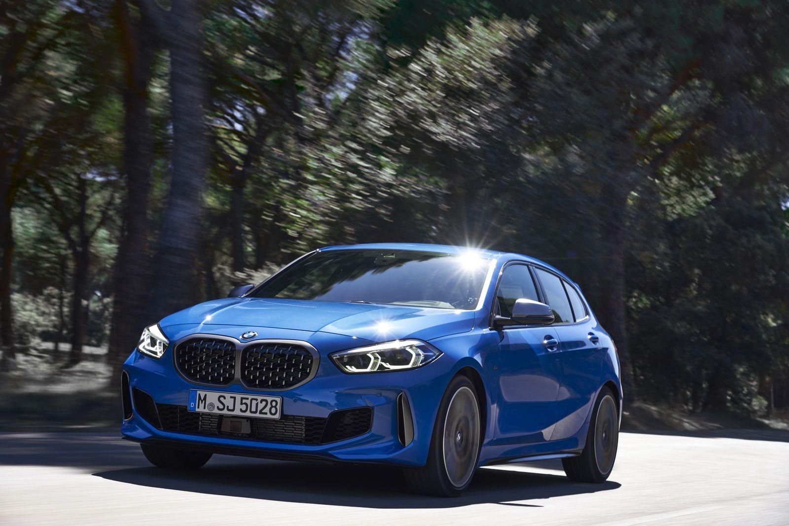 BMW Série 1 2019 : Bouleversement des traditions