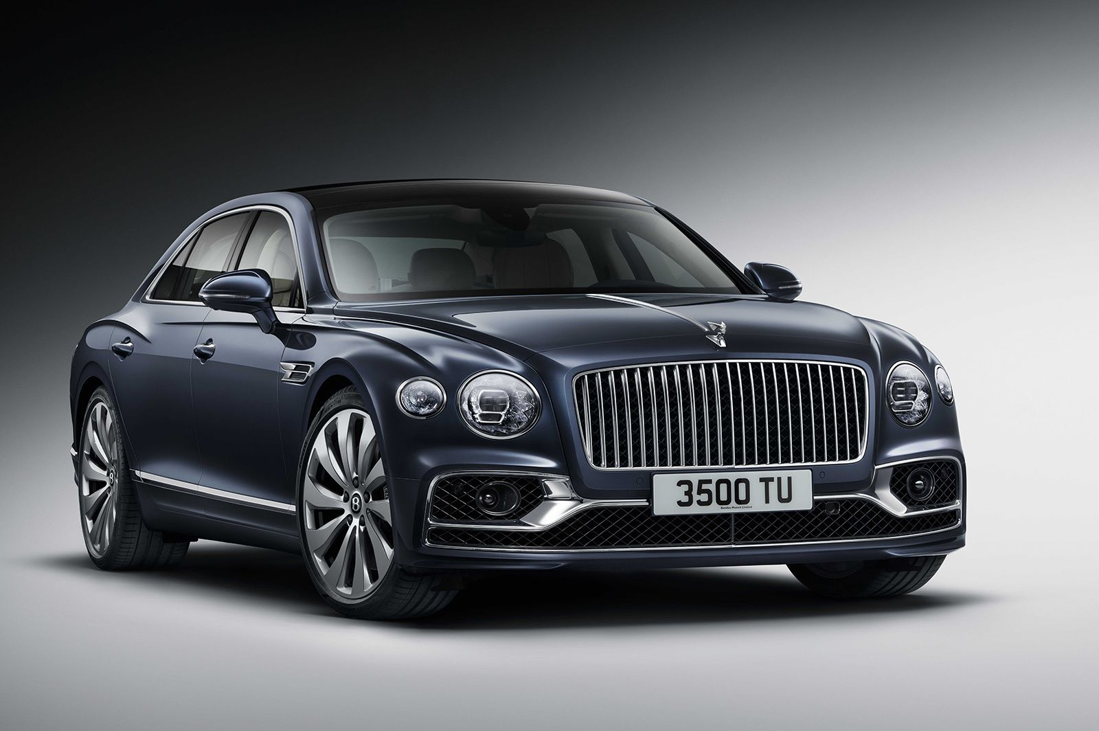 Bentley Flying Spur : tout change, mais le W12 reste