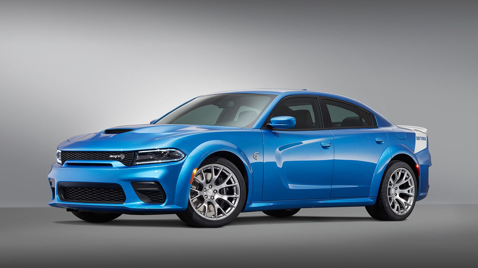 Dodge Charger SRT Hellcat Widebody Daytona 50th Anniversary Edition 2020 : OUI !