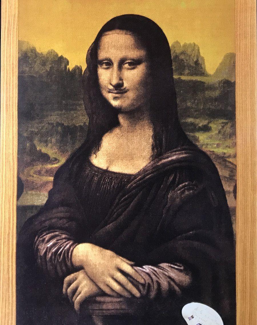 Marcel Duchamp, L'envers de la Peinture