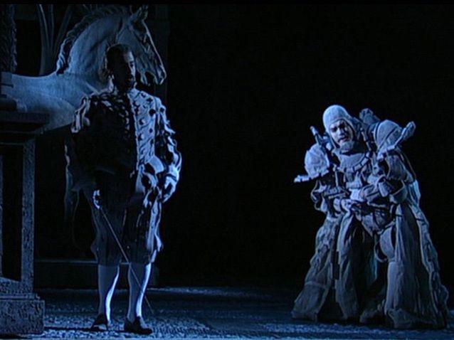 Don Giovanni - Le meurtre du commandeur