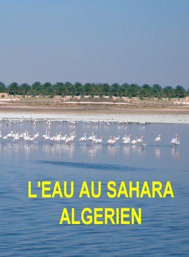 l'Eau au Sahara Algérien   Ouvrage de  Abderrazak KHADRAOUI