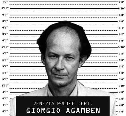 Giorgio Agamben, philosophe. Photo DR