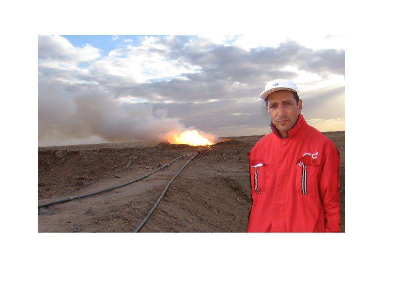Saïd Beghoul Mohamed. Photo DR