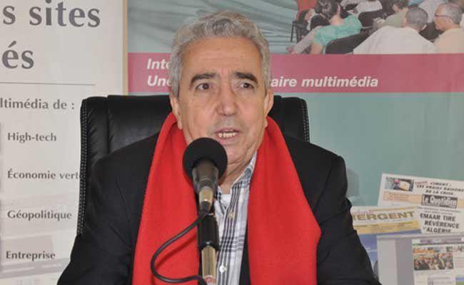 L'expert industriel Réda Amrani. Photo DR