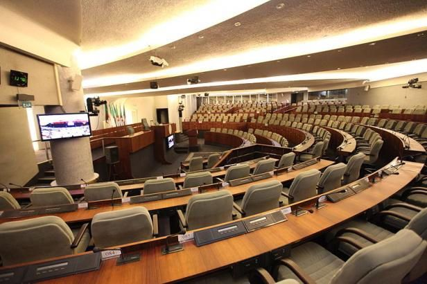 Les Sénateurs sont en congé aujourd'hui, sans avoir examiné le projet de loi sur les violences faites aux femmes déjà adopté par les députés. Photo DR