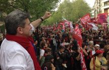 Jean-Luc Mélenchon. Photo DR