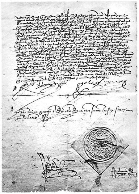 31 mars 1492 : après la chute de Grenade, décret d'expulsion des Juifs d'Espagne