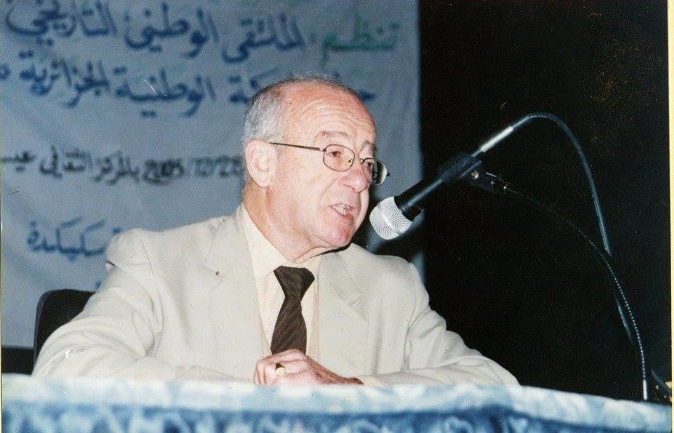 Abderrahim Sekfali, historien jijélien.Photo DR