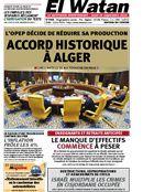 Accord historique à Alger : l'Opep décide de réduire sa production