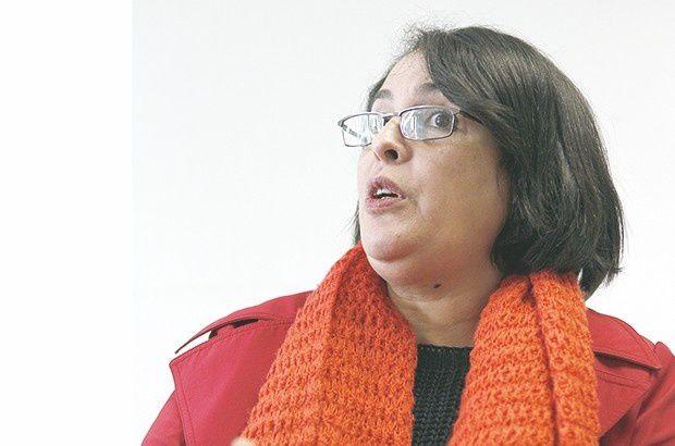 Zina Ikhlef-Ouagueni, députée RND de Béjaïa. Photo DR