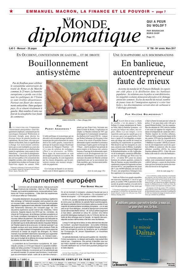 ACHARNEMENT EUROPEEN, par Serge Halimi