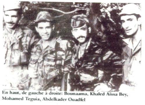 Mohamed Teguia, un communiste dans la wilaya IV