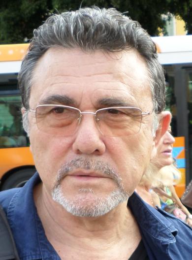 Shlomo Sand. Photo DR