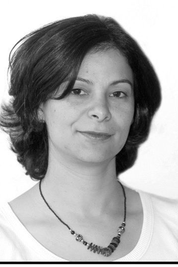 Ghada Hamrouche, directrice éditoriale. Photo DR
