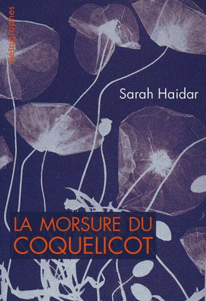 Interview de l'écrivaine Sarah Haidar, libertaire dans les deux langues...