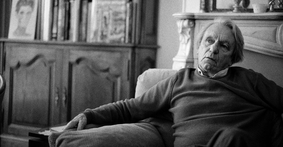 Jacques Rancière, philosophe. Photo DR