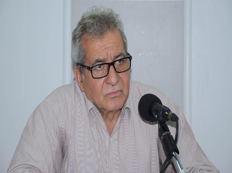 Omar Belhouchet, directeur du quotidien El Watan. Photo DR