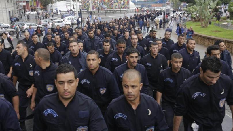 Du Hamiz à Alger, la marche du 14 octobre 2014. Photo DR