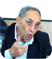 Pr. Mohamed Mebtoul, professeur de sociologie à l'université d'Oran. Photo DR