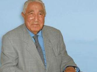Abdelmadjid Aouchiche (1926-2010). Photo DR