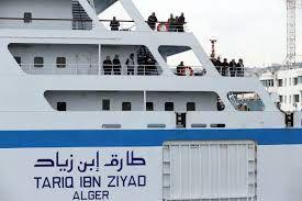 """L'équipage du """"Tarik Ibn-Ziad"""" a débrayé le 13 mai dernier. Photo DR"""