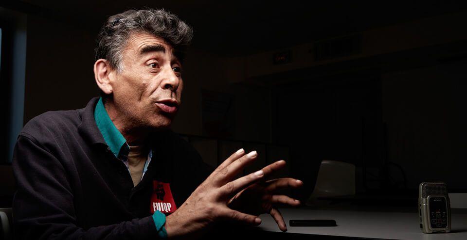 Saïd Bouamama est un sociologue et militant de nationalité algérienne né à Roubaix et résidant en France. Photo DR