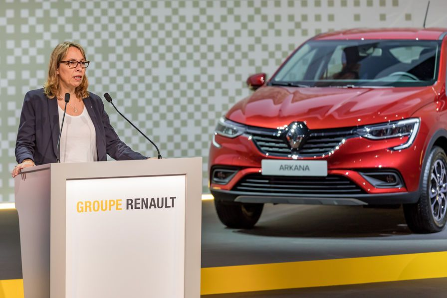 Le catastrophisme calculé de la Pdg de Renault. Photo DR