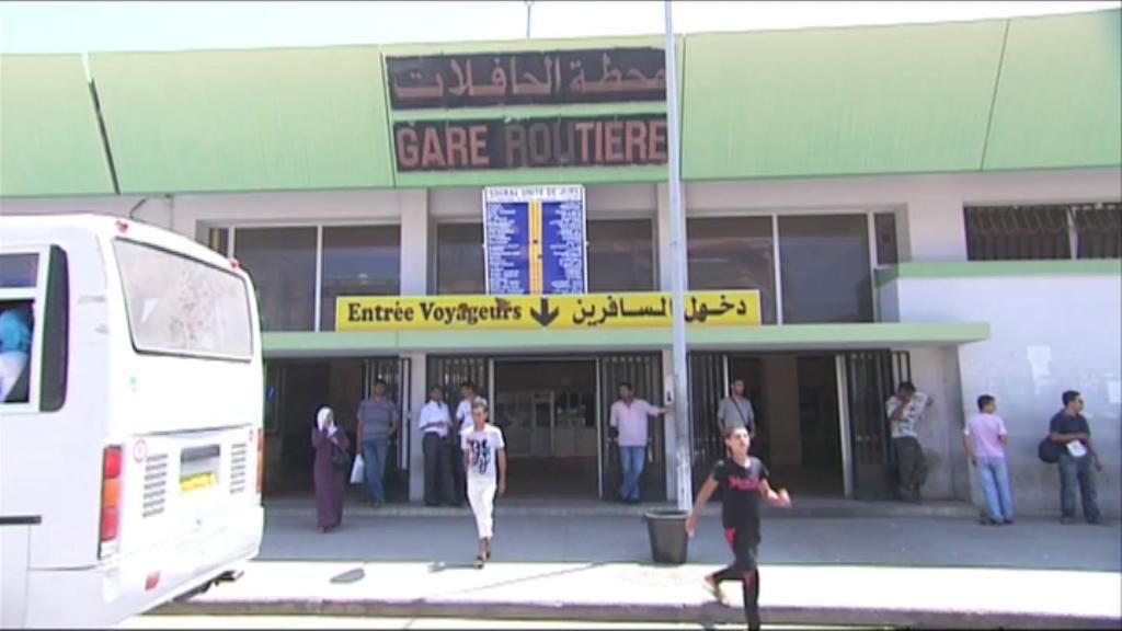 Gare routière de Jijel. Photo DR