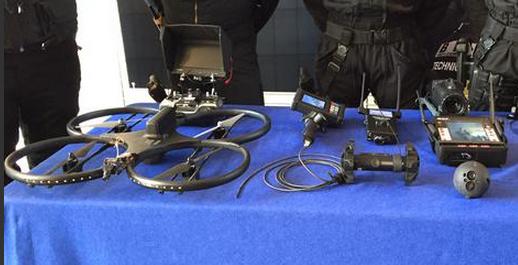 Souriez, vous êtes vidéosurveillés: la Préfecture de Police de Paris s'équipe de drones de surveillance