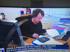 Peut-on être licencié pour avoir joué à Pokémon Go pendant ses heures de travail ?