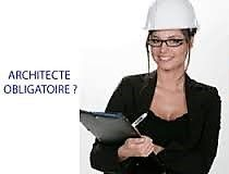 Modification du seuil de recours obligatoire un for Architecte obligatoire
