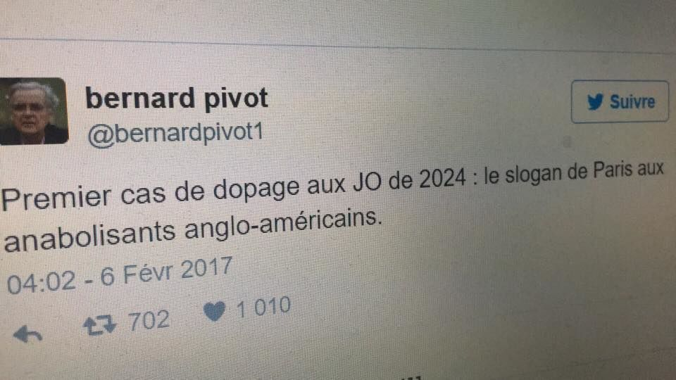 Des associations attaquent le slogan en anglais de Paris JO 2024: Me Thierry Vallat interrogé par LCI sur cette procédure