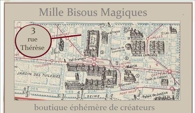 Exposition des illustrations du blog jusqu'au 4 octobre 2017 au 3 rue Thérèse Paris 1er