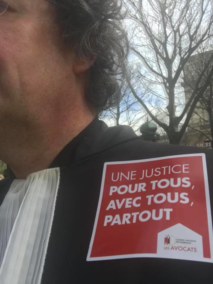 11 avril 2018: journée justice morte