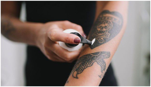 Quels soins après le tatouage ?