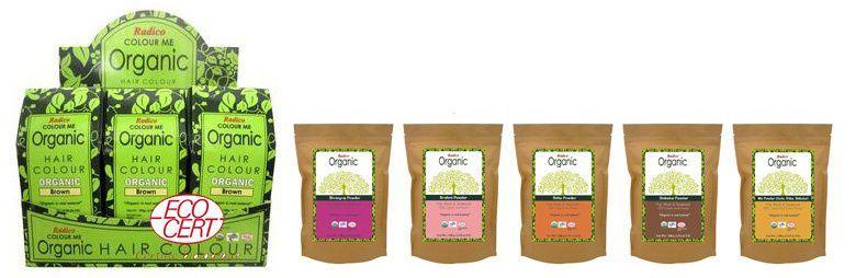 Radico | Colorations Végétales & Poudres Ayurvédiques Biologiques