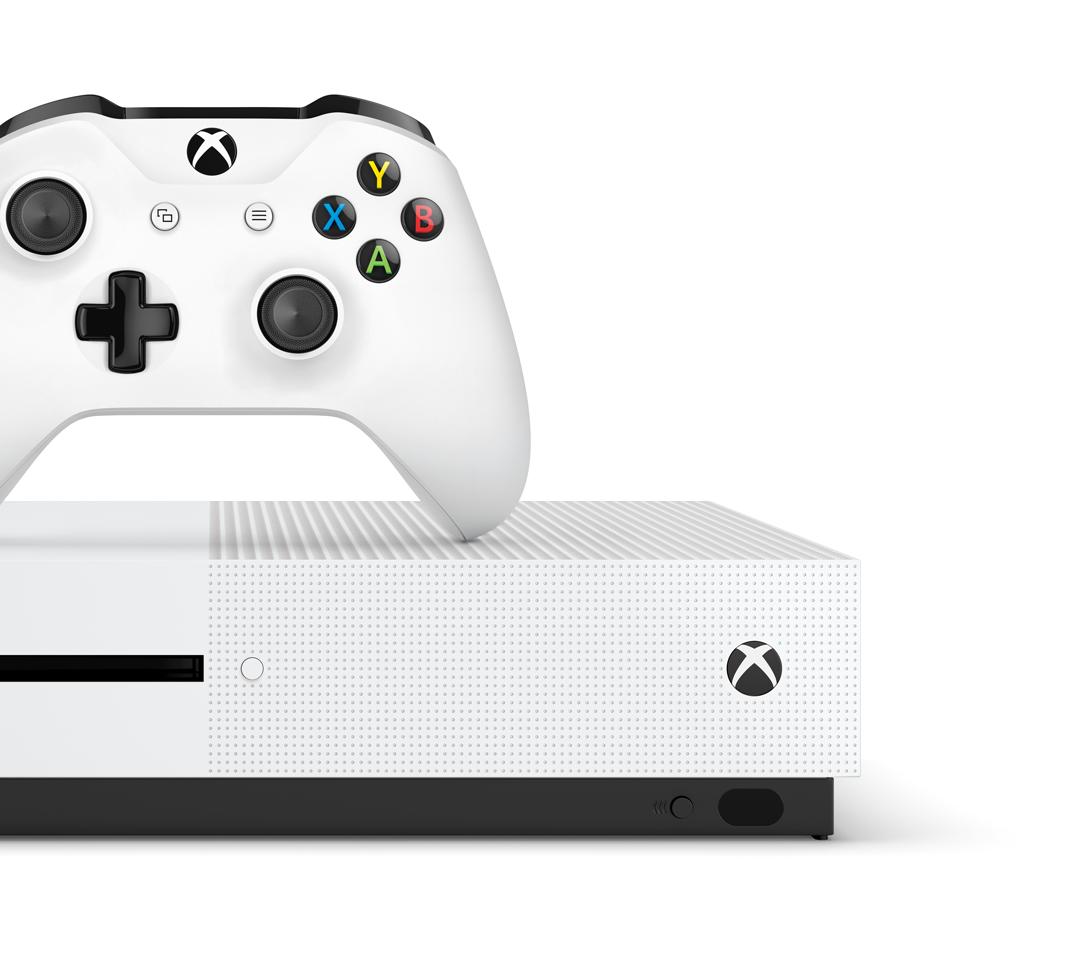 #Concours : Gagnez une XboxOneS et 40 blu-ray 4K !