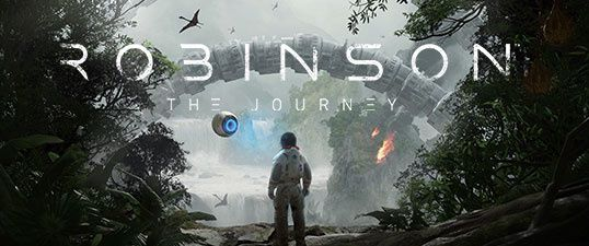 Jeux video : Robinson : The Journey arrive en janvier sur Oculus Rift !