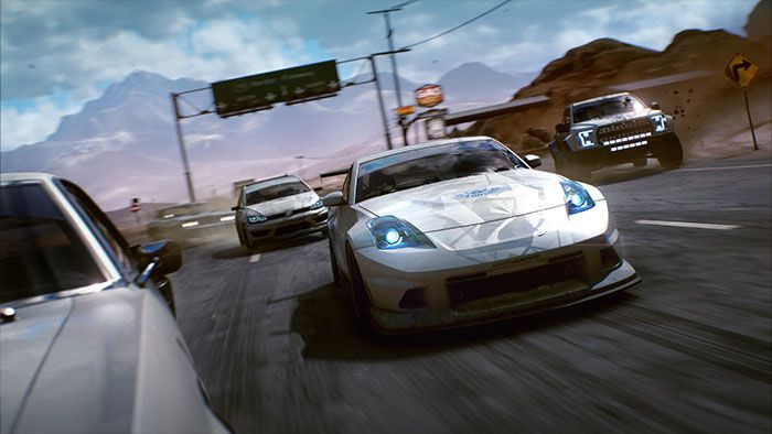 #EA dévoile Need for Speed Payback ! #NFS
