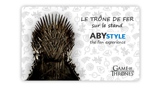 #Geek : #ABYstyle voit les choses en grand pour Japan Expo 2017 !