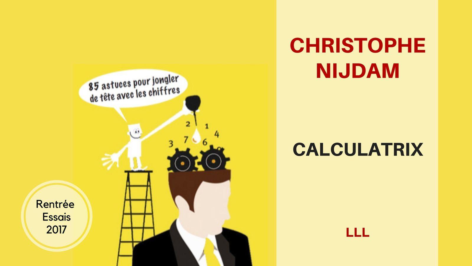 #Culture : #Calculatrix 85 astuces pour compter !