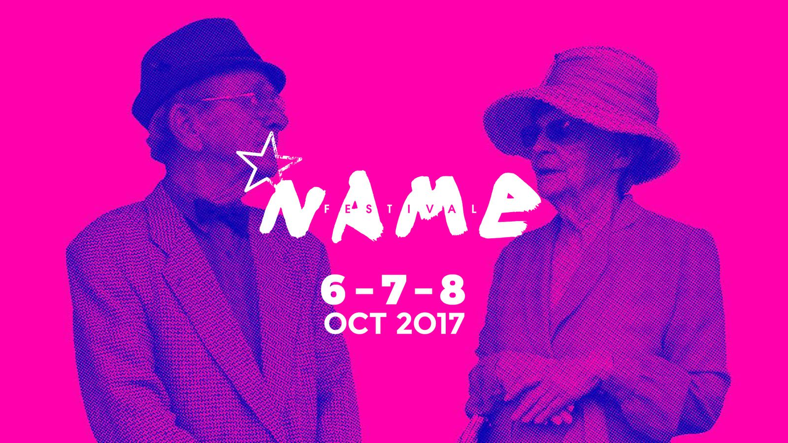 Art Point M - NAME FESTIVAL  6, 7 et 8 OCTOBRE 2017 - Ouverture billetterie et premiers noms !