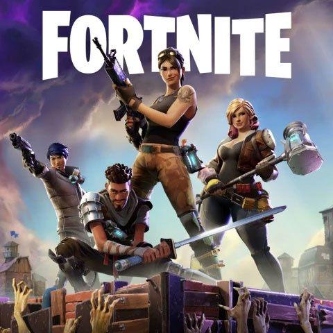 Epic Games lance officiellement #Fortnite !