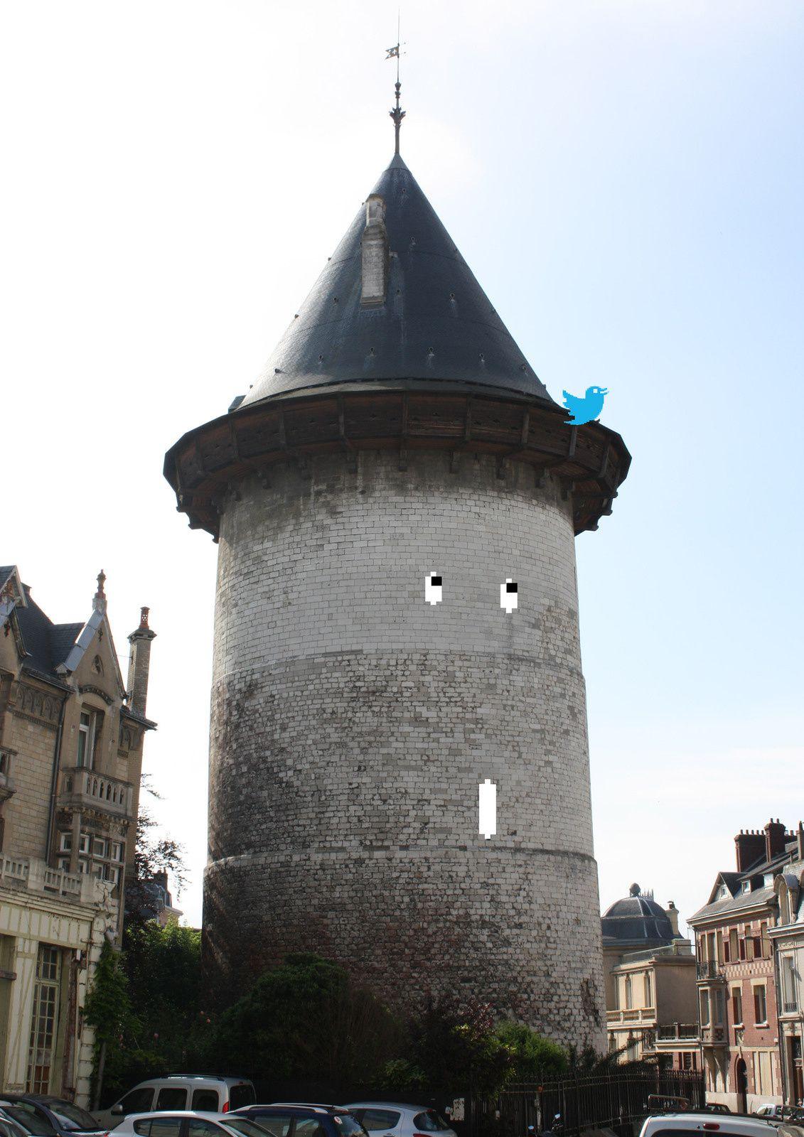#Normandie : Le Donjon de #Rouen prolonge son ouverture !